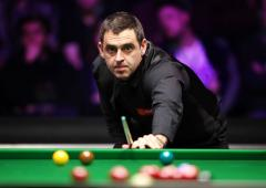 Shorts: Cueist O'Sullivan smashes another record