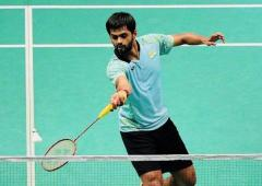 COVID-19 positive Sai Praneeth out of Thailand Open