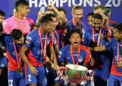 ISL to replace as I-League as India's top league