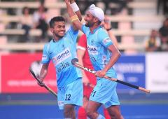 Hockey: Final berth assured, India set to test strikers