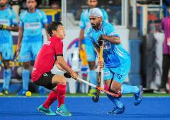 Azlan Shah: India lose final to Korea in shoot-out