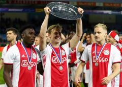 Football PIX: Ajax complete Dutch double