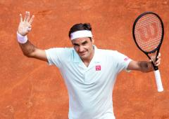 Italian Open PICS: Federer, Nadal through to last 16