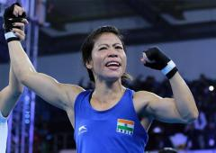 I am not scared to fight Zareen in trials: Mary Kom