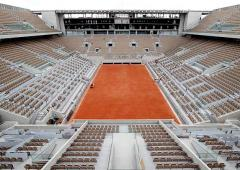 PIX: New Roland Garros ready to host French Open