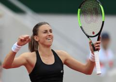 Palermo Open: Martic to face Kontaveit in semi-final