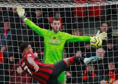 EPL: King ends Man United revival with Bournemouth winner