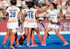 Oly Hockey Qualifier: Rani's late goal seals Tokyo ticket