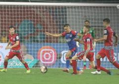 ISL: Goalkeepers shine as Bengaluru, Jamshedpur draw