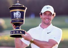Is he the best golf player in the world?