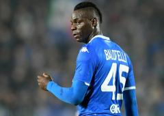 Football Focus: Lazio fined for Balotelli insult