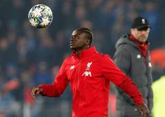 Mane hits back at 'clever' Guardiola for diving claims