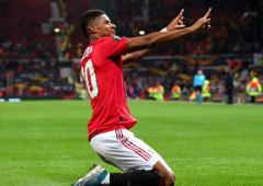 Covid-19: Man Utd star Rashford delivering free meals