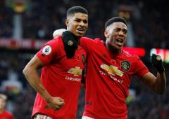 Solskjaer hails United's best performance of season