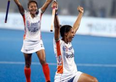 How Rani sealed India's Olympic qualification