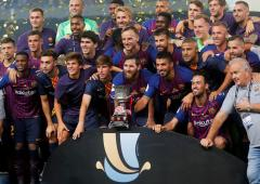 Soccer Extras: Spanish state TV shuns Super Cup in Saudi