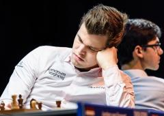 Tata Steel Chess: Anand starts well, Carlsen leads