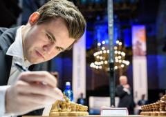 GM Carlsen sets record for longest unbeaten streak