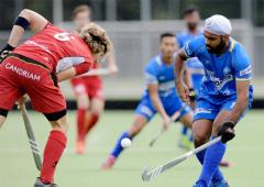 Hockey: India men beat Belgium; Women draw with GB