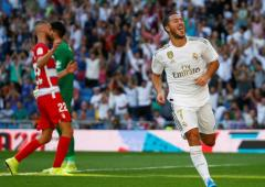 Soccer PIX: Real increase lead at top; Bayern shocked