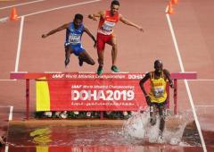 Sable makes Olympics with new Nat. steeplechase mark