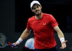 ATP Cup: Murray faces 'Baby Fed' instead of Federer