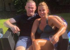 Row between wives of Rooney and Vardy goes viral