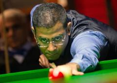 Kothari beats Russell to enter World Billiards final