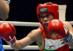 Mary Kom assured of 8th World medal; 3 others in SF