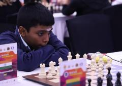 World Youth Chess: Praggnanandhaa crowned king