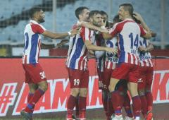 ISL recognised as India's top football league