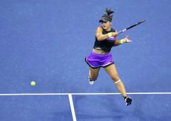 Canada's pride Andreescu delivers on hype in New York