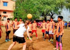Slum Soccer changing lives of these kids