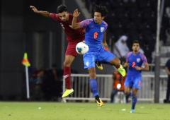 WC Qualifiers: India hold Qatar to goalless draw
