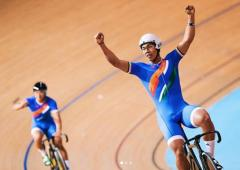 Sports Shorts: India tops medal tally in Asian cycling