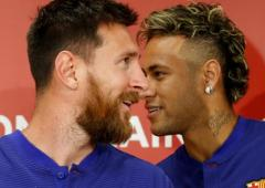 Messi wanted Neymar to return to Barca