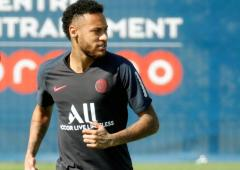 Neymar back for PSG after Barcelona transfer saga