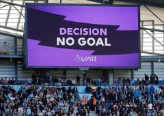 EPL has seen four VAR errors already!