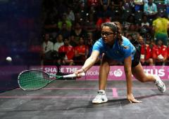Disheartening to see state of Indian squash: Dipika