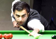 Pankaj Advani wins 10th Sr. Nat. billiards crown