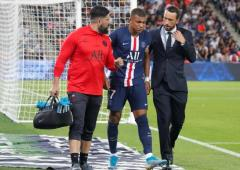 PSG forwards Mbappe, Cavani ruled out of Real clash