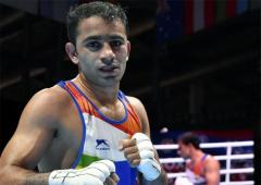 Worlds: Panghal, Kaushik in semis; assured of medals
