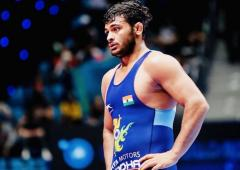 When lure of a job brought Deepak to wrestling