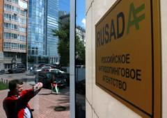 Russia to appeal WADA's four-year doping sanctions