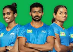 Check out India's new kit for World Athletics C'ships
