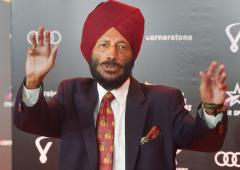 Don't see any Indian winning medal in Olympics: Milkha