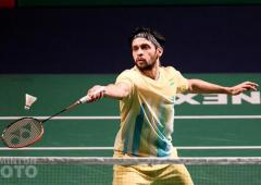 Kashyap loses in semis, crashes out of Korea Open