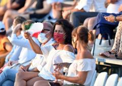 Italy to allow fans at tennis, F1 and Serie A games