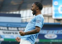 PICS: City ease past Fulham; Everton draw at Burnley