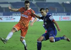 Chennaiyin rise to the cause as Goa lose again